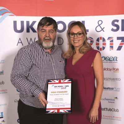 Pool & Spa Awards 2017
