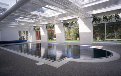 Pool-dek Swimming Pool Covering