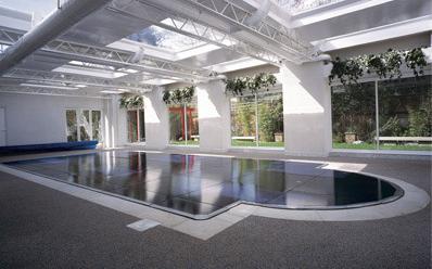 Pool-dek Swimming Pool Covering