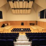 Brentwood School Stage