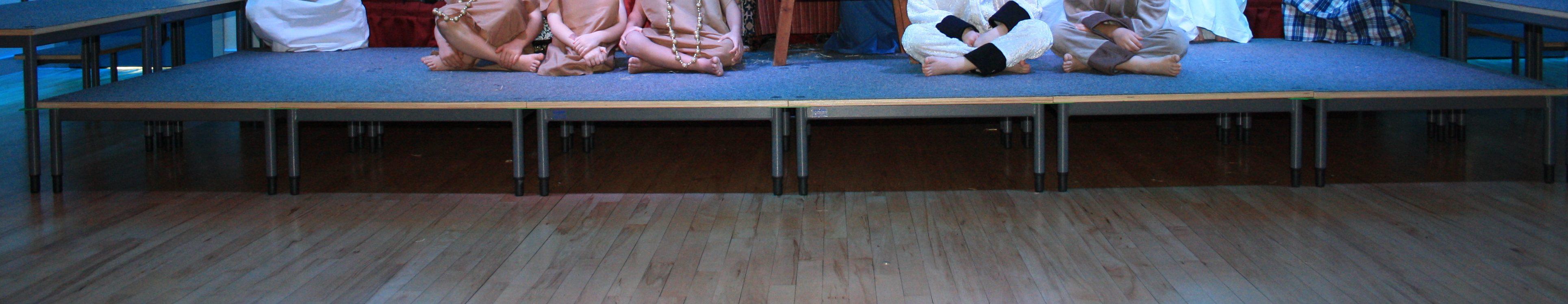 Oakmeadow Primary School Stage Systems