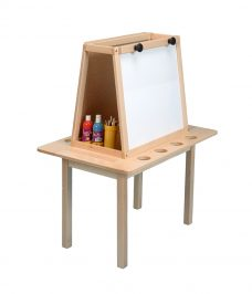 Art Easel Table Mounted