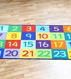 Carpet numbers