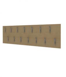 Double Coathook panel