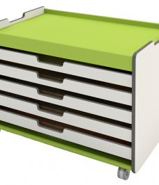 Drawer Unit Paper Storage